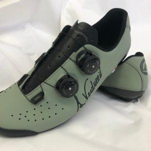 L.verducci custom green bergasports