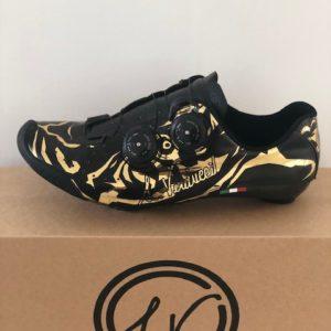 Luigino verducci custom color tiger black gold